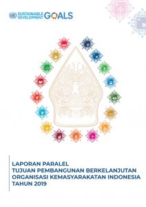 Book Cover: Laporan Paralel | SDG's OMS Indonesia 2019